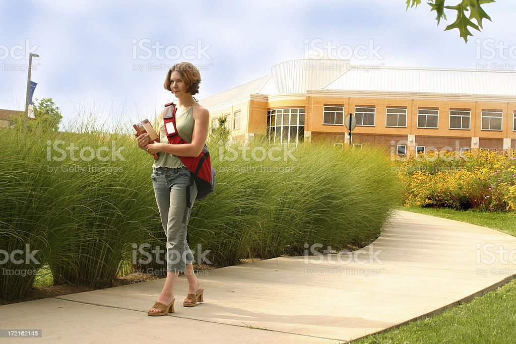 School's Out royalty-free stock photo