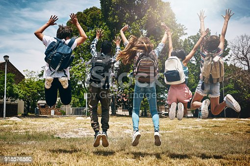 istock School's out! 918576860