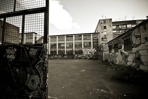 Schulhof – Foto