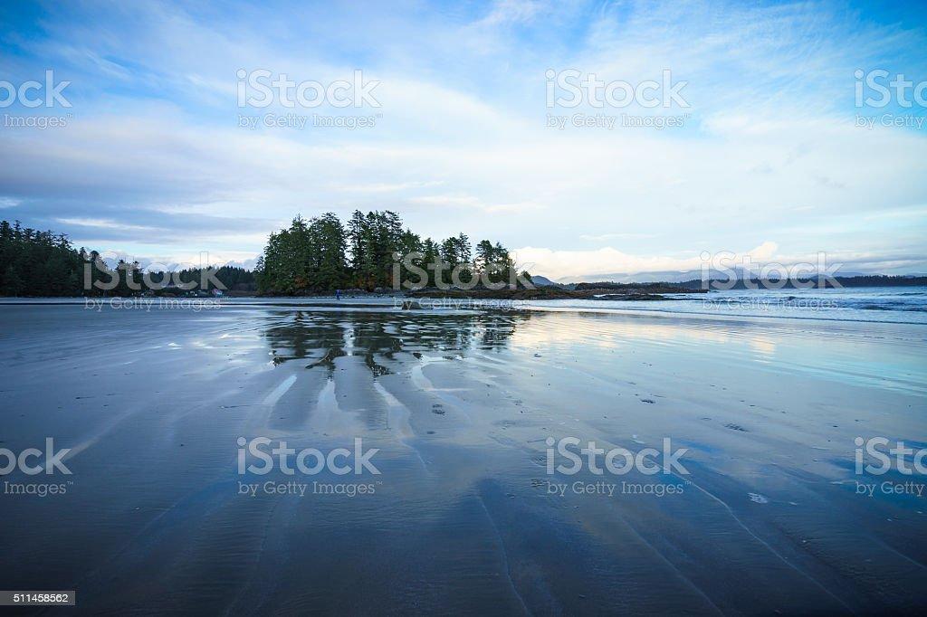 Schooner Cove stock photo