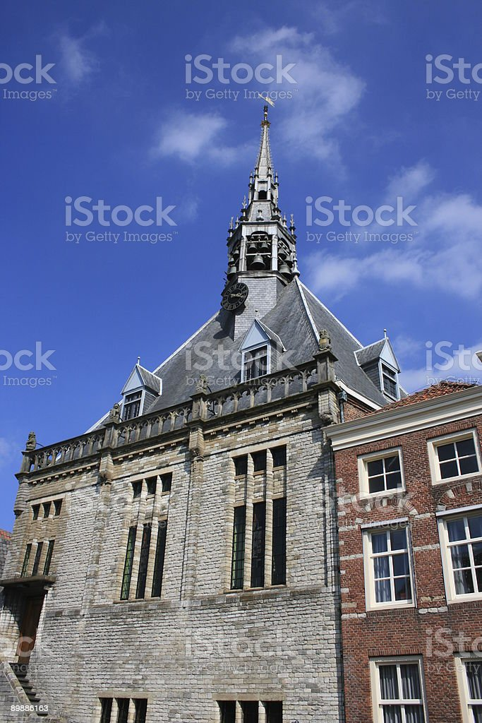 Schoonhoven royalty-free stock photo
