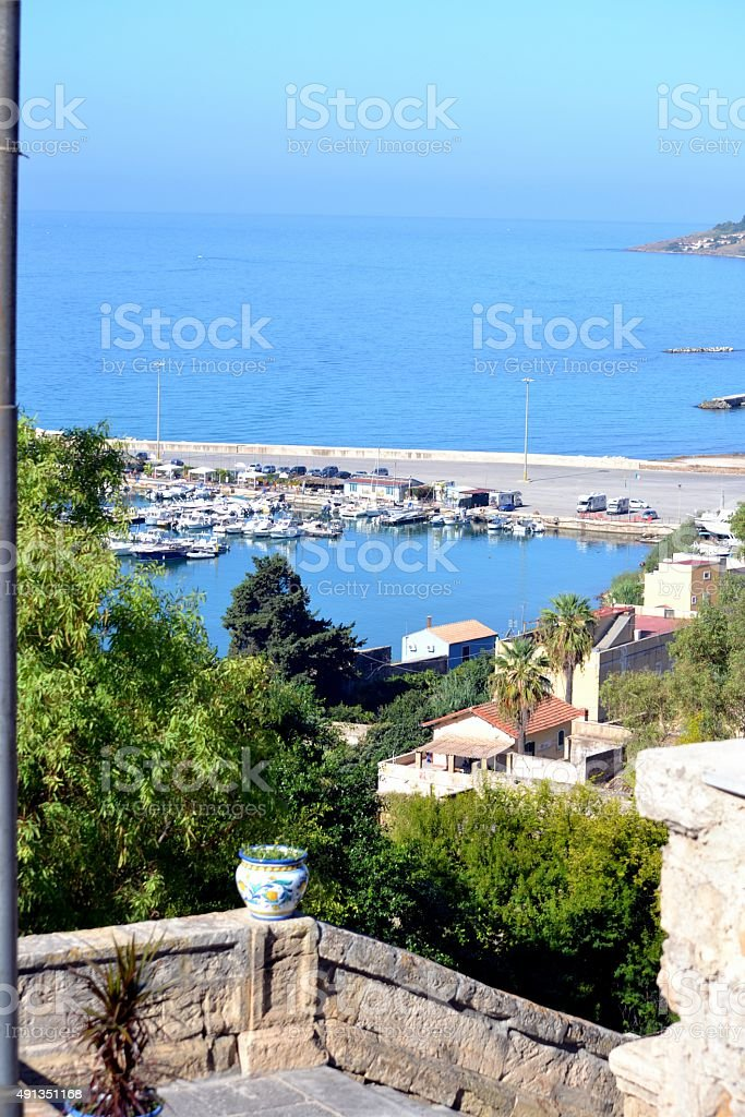 Sciacca, Italy stock photo