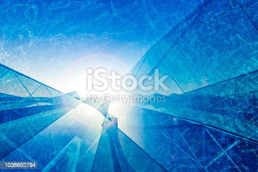 685306538 istock photo science abstract 1038652794
