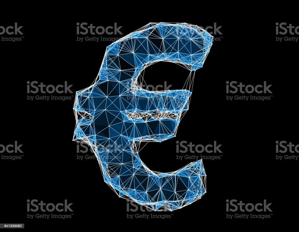 Science And Technology Sense Of The Euro Symbol Stock Photo More