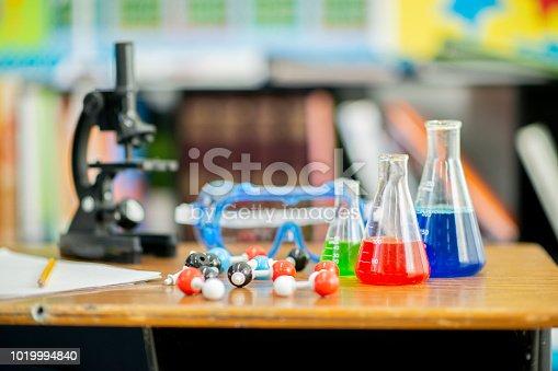 istock Science Class 1019994840