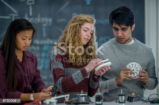 682285818 istock photo Science Class 873200812