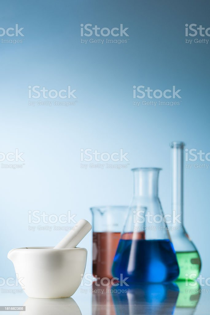 Science Equipment royalty-free stock photo