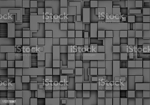 Science Fiction Background Stock Photo - Download Image Now