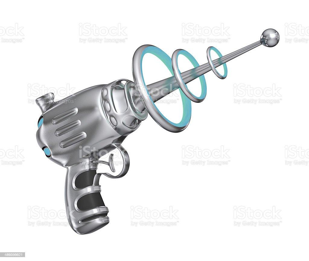 Science-fiction-gun – Foto