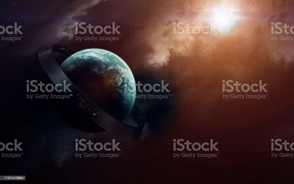 science fiction space wallpaper incredibly beautiful planets galaxies picture id1151412654