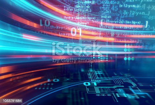 1047349788istockphoto science formula and math equation abstract background 1053291684