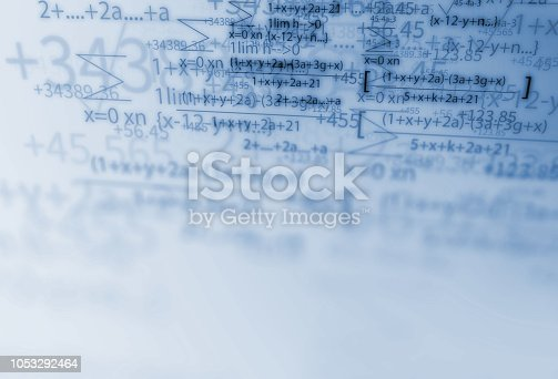 1047349788istockphoto science formula and math equation abstract background 1053292464