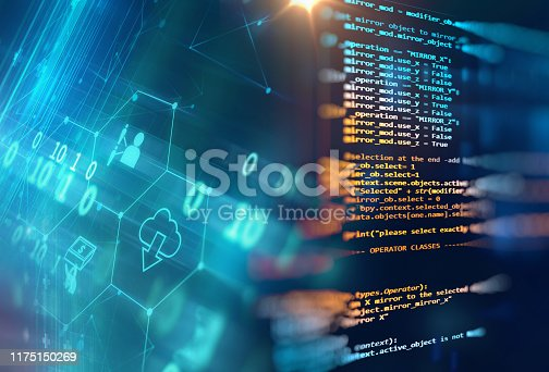 1047349788 istock photo science formula and math equation abstract background 1175150269