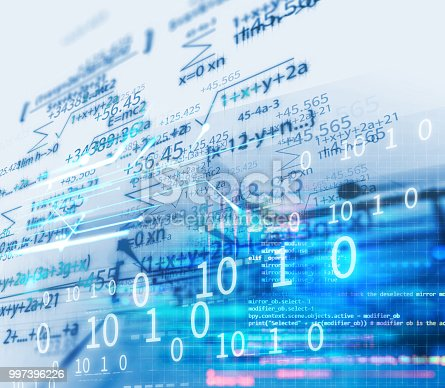 1047349788istockphoto science formula and math equation abstract background 997396226