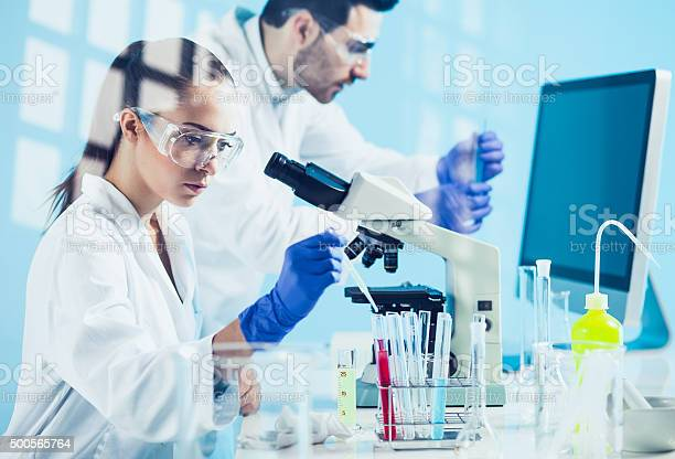 Science Lab Stockfoto und mehr Bilder von 2015