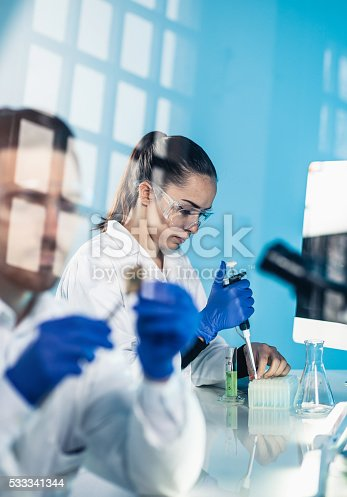 696949550istockphoto Science lab 533341344