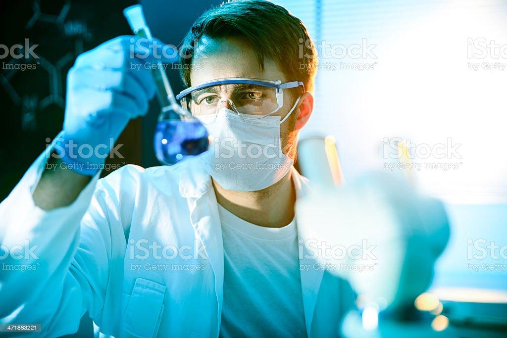 Science stock photo
