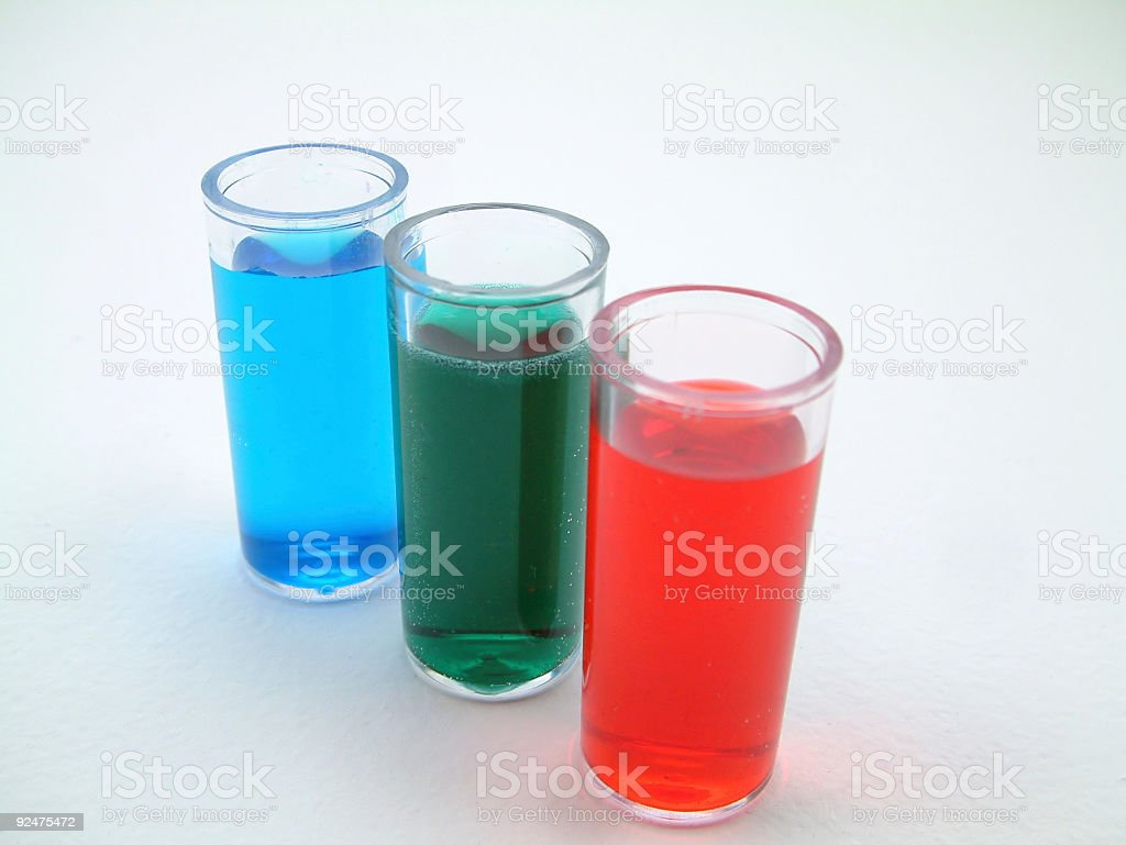 Science Project royalty-free stock photo