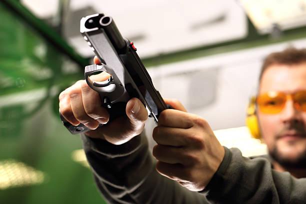Science use of firearms. – Foto