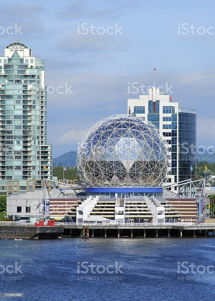 Science World stock photo