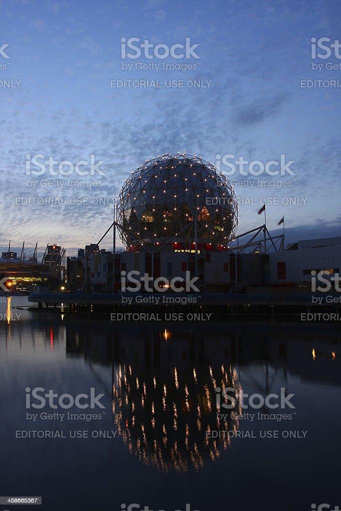 Science World stock photo