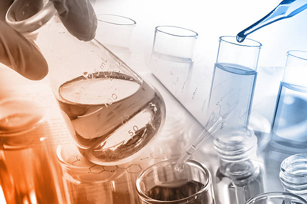 Science/Chemical Concept – Foto