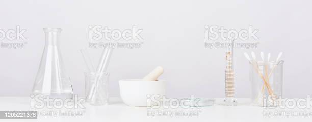 Scientific laboratory glassware with mortar and pestle medical and picture id1205221378?b=1&k=6&m=1205221378&s=612x612&h=lrcen usamrvdne47bnouwmn6jecnakmfyafxtr9bog=