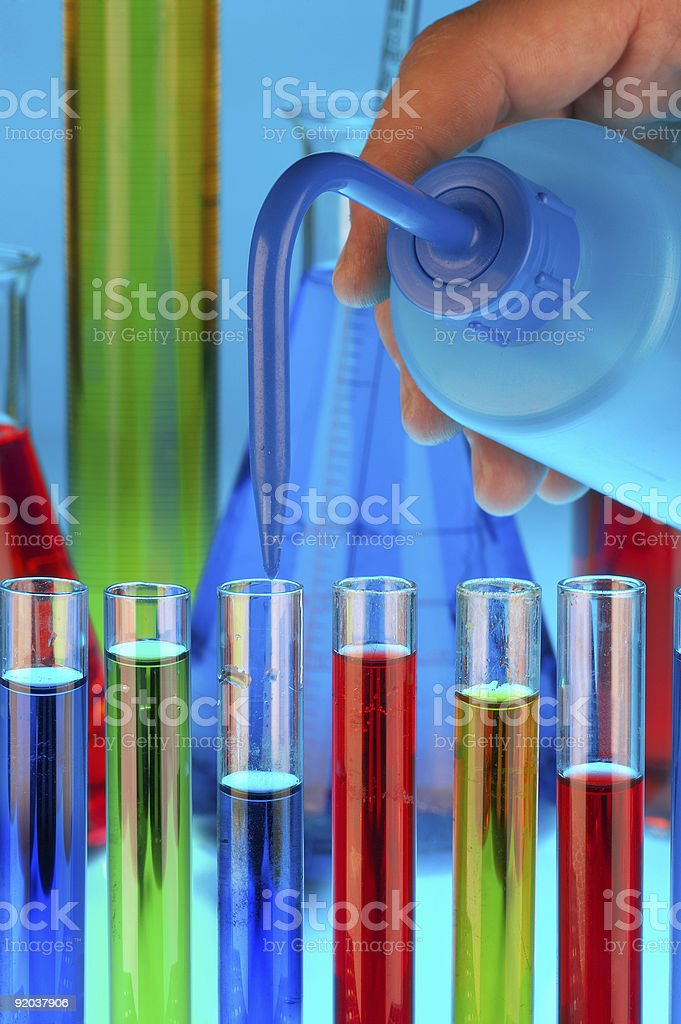 scientific royalty-free stock photo