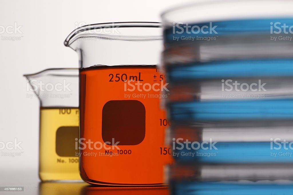 Scientific Research royalty-free stock photo