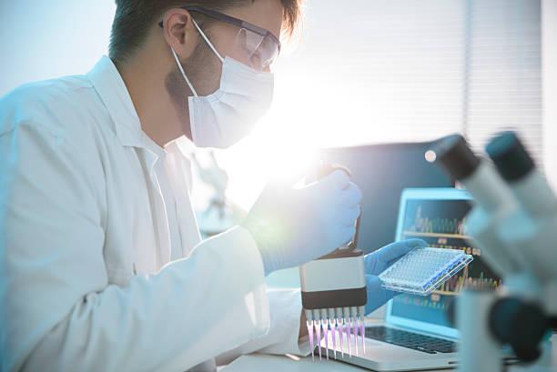 ricerca scientifica - ricerca scientifica foto e immagini stock