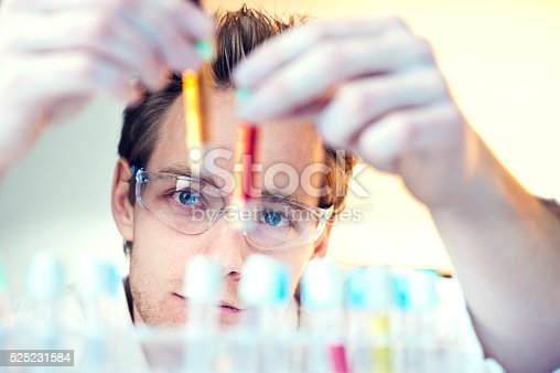 istock Scientist in laboratory 525231584