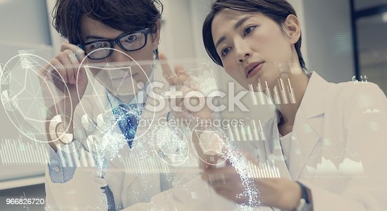 966874060istockphoto Scientists in the laboratory. 966826720