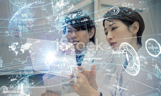 966874060istockphoto Scientists in the laboratory. 966826806