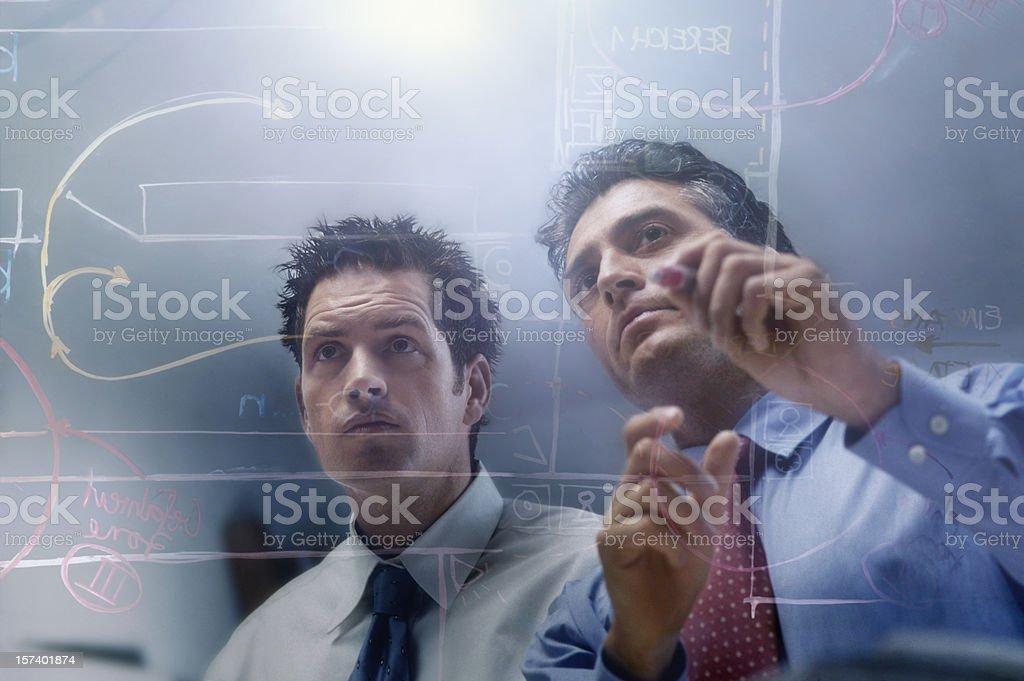 Wissenschaftler - Lizenzfrei Analysieren Stock-Foto