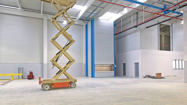 Scissors Lift Warehouse – Foto