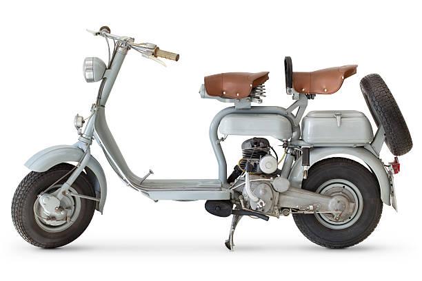 ciclomotor - vintage vespa fotografías e imágenes de stock