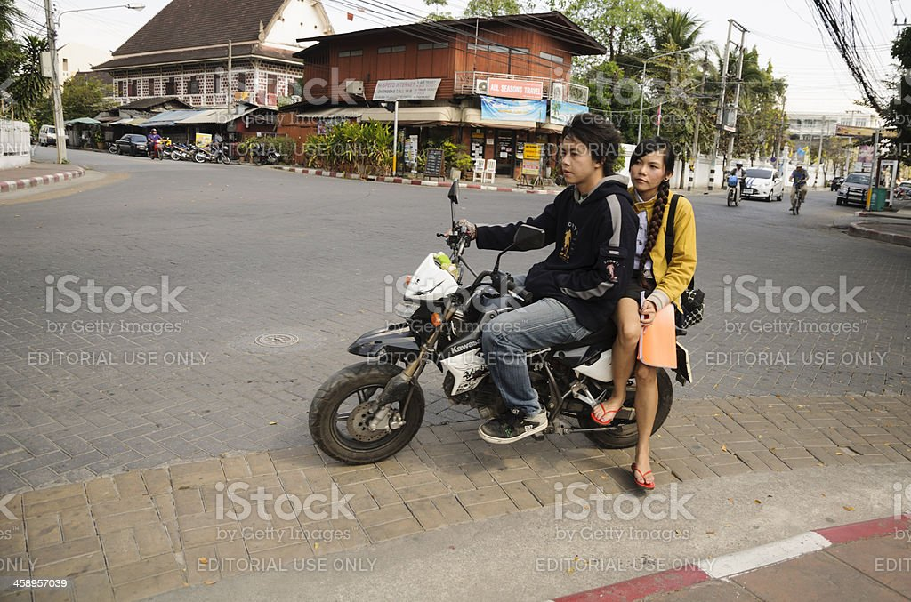 Scooter Ride – Foto
