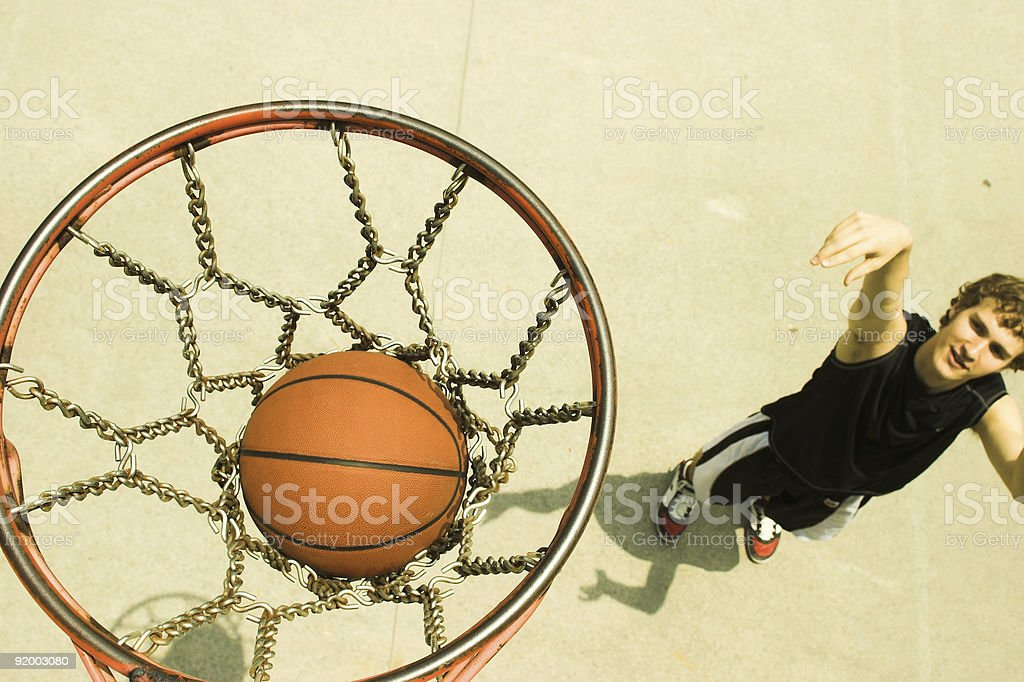 Score royalty-free stock photo