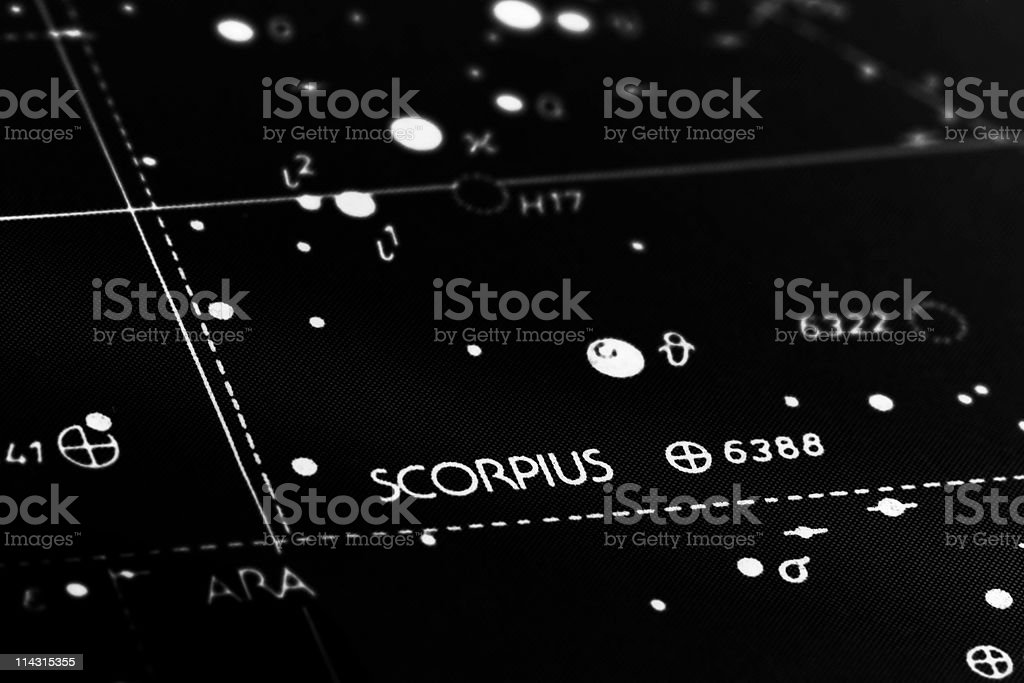 Scorpio Constellation Stock Photo Download Image Now Istock