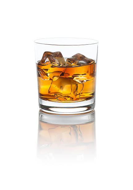Whiskey on the rocks – Foto