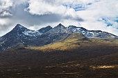 UK Scotland landscape highlands