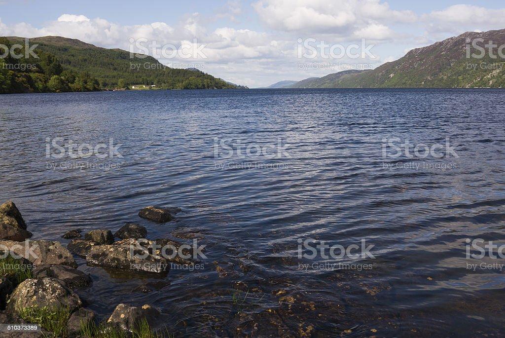 Scotland - Loch Ness stock photo