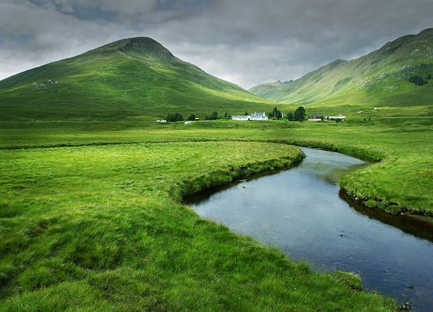 scotland - river stock photos and pictures