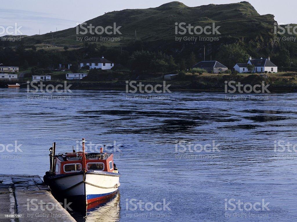 scotland royalty-free stock photo
