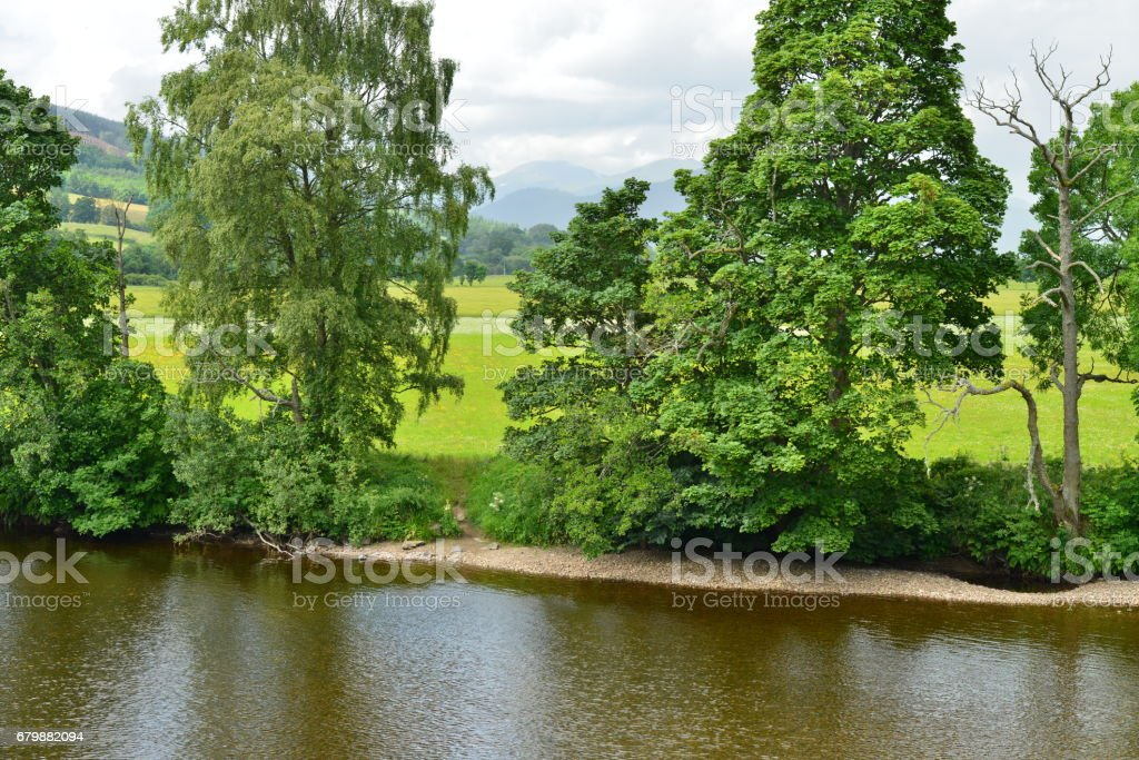 Scotland stock photo