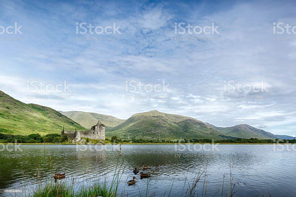 Scotland: Wonderful Water stock photo