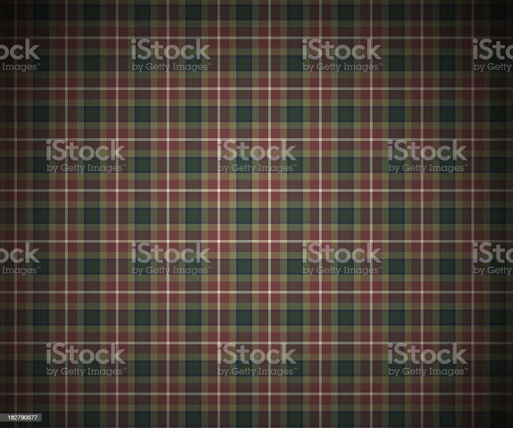 Scottish Background royalty-free stock photo