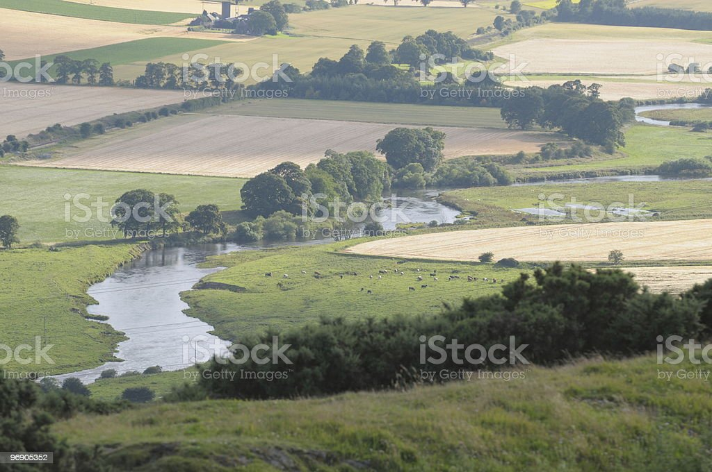 Scottish Landscape royalty-free stock photo