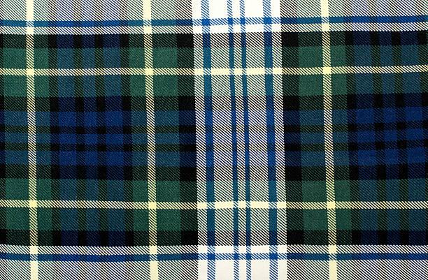 Scottish tartan pattern. stock photo