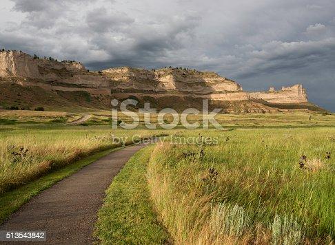 istock Scotts Bluff National Monument 513543842